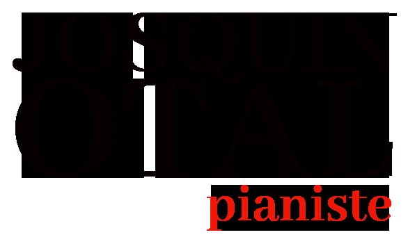 Josquin Otal, pianiste – Site officiel